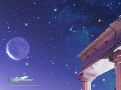 Back Into The Palace (detail) Celestial Exploring, by Kagaya
