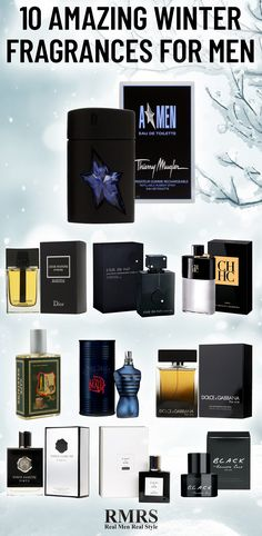 10 Awesome Fragrances For Winter - Best Mens Fragrance - Colognes Best Perfume For Men, Best Fragrance For Men, Best Fragrances, Top 10 Men Perfume, Popular Perfumes, Top 10 Men's Cologne, Best Mens Cologne, Patchouli Perfume, Real Men Real Style