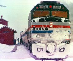 Amtrak  Don and I rode the train from Ettrick Virginia to Miami Florida on honeymoon 1982 and again from Benson Arizona to Jacksonville Florida on way to my Mom's funeral 2000
