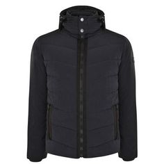 Quilted Hooded Jacket Description: Functional Paul and Shark quilted hooded jacket. This jacket features a central zip closure, ribbed detailing to the collar and the brands logo embroidered to the sleeve. Size selection: Standard sizingFits true to size, take your normal sizeCut with a regular fit70% polyester, 30%... http://qualityclothing.me.uk/quilted-hooded-jacket-4/