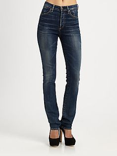 Citizens of Humanity Admanos Arley Skinny Jeans