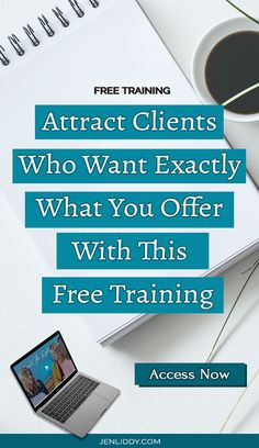 If you feel exhausted by marketing and you're tired of chasing your clients down, here's how you can stop the stress in just 3 simple steps. In my free download of On-Demand training, you can learn how to streamline your marketing and start attracting the right audience to what you have to offer. #womeninbusiness #onlinebusiness