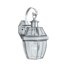Thomas Lighting SL942478 Heritage Collection Brushed Nickel Finish Traditional Wall Sconce