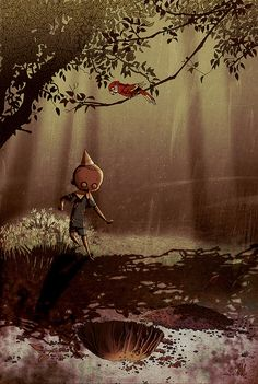 PINOCCHIO FOR IPAD by ramon PLA, via Flickr