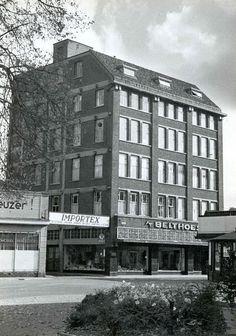 Bucharest, Nars, Multi Story Building, Vintage, Vintage Comics