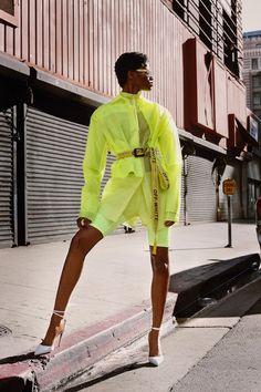 Imade Ogbewi Models Street Fashion für InStyle Deutschland - For High Street Fashion, Street Fashion Shoot, Foto Fashion, Fashion Fail, Fashion Poses, Fashion Week, Fashion Outfits, Fashion Trends, Sporty Fashion