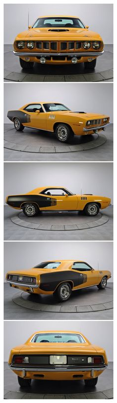 1971 Plymouth 'Cuda...Brought to you by House of Insurance in #Eugene #Oregon #Insurance for your #Classics #Cars, #Boats, #Motorcycles and #Trucks. Call for a #Quote on #auto #insurance 541-345-4191