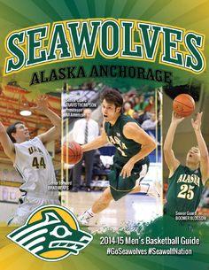 2014-15 Alaska Anchorage Men's Basketball Guide
