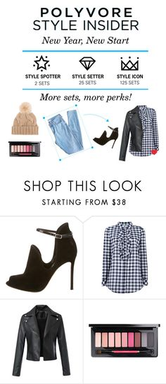 """What's your Style Insider status? Learn more about the refresh right here."" by polyvore ❤ liked on Polyvore featuring Gianvito Rossi, Twin-Set, Stylesetter, MAC Cosmetics and Loro Piana"