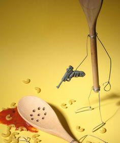 Narratividade em imagens com objetos inanimados - A fotografia de Terry Border