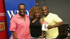 "Relationship question being answered by renowned Relationship Experts,  Okera and myself, with WVON Host, Art ""Chatdaddy"" Sims!"