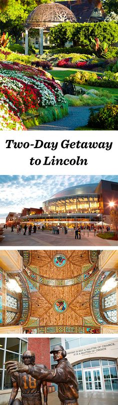 Husker football, college museums and a booming Haymarket district entertain visitors in Nebraska's state capital of Lincoln: http://www.midwestliving.com/travel/nebraska/lincoln/two-day-getaway-to-lincoln/ #lincolnnebraska #nebraska #midwest