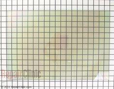 Inner Door Glass WP8053948 Alternate Product View