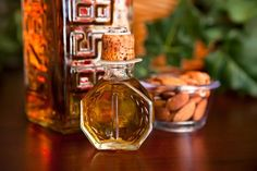 Amaretto Almond Liqueur (Homemade) - This is from Emeril Lagasse's website. I needed some for a recipe and didn't have any so I tried this. Very quick and easy. Even had some left over for a sour. It was great and much cheaper.