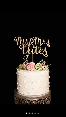 Cake toppers | Weddings, Style and Decor | Wedding Forums | WeddingWire