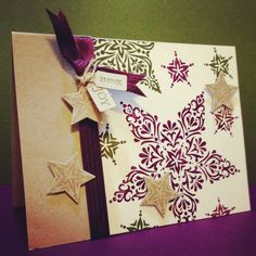 Stampin' Up! - Bright & Beautiful