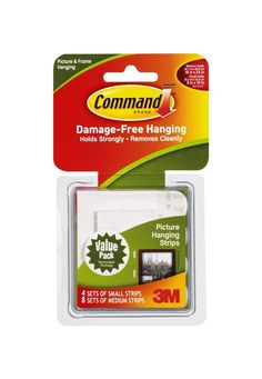 Command Picture Hanging Strips: use these to mount vases to tabletops. Voila! They can't be knocked over by pets (or clumsy humans) and remove without damaging surfaces.