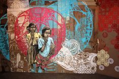 Caledonia Curry, alias Swoon, est une artiste américaine, née en 1978. Inspirée…