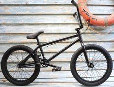 S/&M BMX BIKE SHIELD RAILED SEAT BLACK LEATHER OLD MID NEW SCHOOL BMX