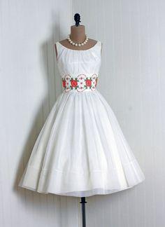 Dress 1950s Timeless Vixen Vintage❣