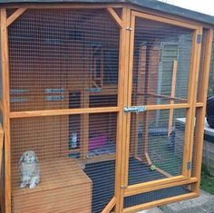 All sorts of rabbit housing idea for you to view. Great ideas, lots of fun and ways to make your bunnies' housing an attractive feature in the garden/home as well as a fantastic environment for. Woodworking Bed, Custom Woodworking, Woodworking Projects Plans, Rabbit Hutch Plans, Rabbit Hutches, Rabbit Enclosure, Reptile Enclosure, Reptile Cage, Diy Bunny Hutch