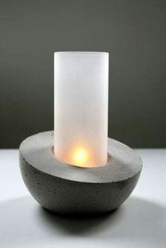 - You are in the right place about Cement block Here we offer you the most beautiful pictures about the C Cement Art, Concrete Cement, Concrete Furniture, Concrete Crafts, Concrete Projects, Concrete Design, Concrete Planters, Cement Table, Bougie Candle