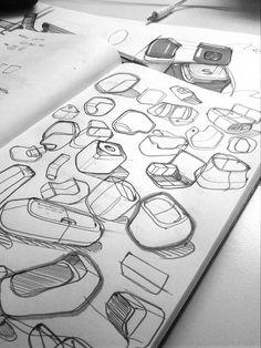 Passion   Sketching   Ideas - Pedro Gomes Design