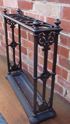 Victorian umbrella stand This is perfect..