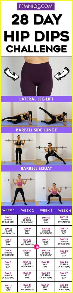 How To Reduce Hip Dips Day Action Plan) How To Reduce Hip Dips Day Action Plan),Fitness Guru! How To Reduce Hip Dips Day Action Plan) – Femniqe Related posts:Here's Easy Exercises. Reduce Hips, Reduce Belly Fat, Hip Dip Exercise, Dip Workout, Workout Tips, Barbell Squat, Hips Dips, Heath And Fitness, Leg Lifts