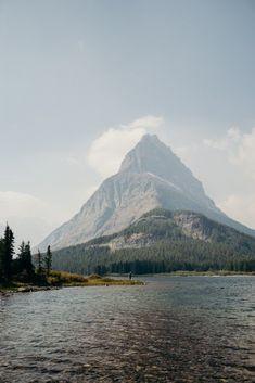 Swiftcurrent Lake Glacier National Park Travel Guide