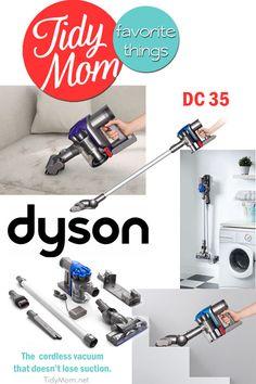 Dyson DC35 TidyMom Favorite Cordless Vacuum