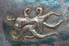 Octopus repousse technique