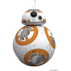 The BB-8™ App-Enabled Droid™ by Sphero is the Droid your little Jedi has been looking for, with its adaptive personality that responds to your voice. Connect to a compatible Apple® iOS or Android device to guide BB-8 around your home.