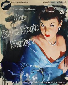 The Black Magic Murders by James Paterson, represented by The Art Market.