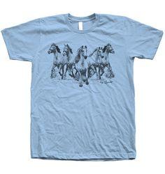 Magnific Horse Men T-Shirt Tee S M L XL 2XL 3XL