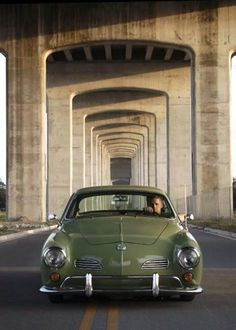 Karmann Ghia  #RePin by AT Social Media Marketing - Pinterest Marketing Specialists ATSocialMedia.co.uk