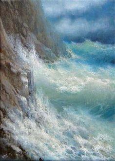 The Restlessw SEA! Vladimir Mesheryakov