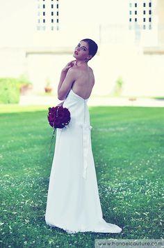 Robe de mariée évolutive, collection Dantan Création Hanael Couture©    Crédits photo : L'as de cœur