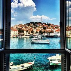 Hvar, #Croatia is one of the most beautiful #islands in the Mediterranean—a statement not many can argue with. Photo courtesy of belgonzaa on Instagram.
