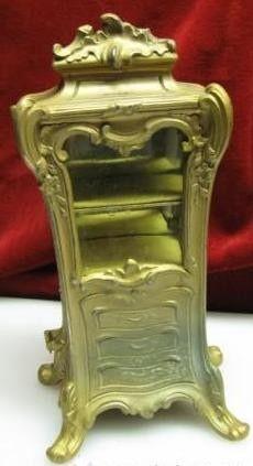 Art Nouveau Jewelry Box / Joyero Art Nouveau Depose