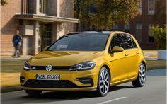 Стала известна цена обновленного Volkswagen Golf