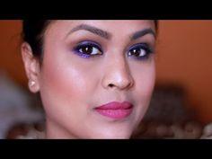 Indian Wedding Series - Mehndi Makeup Look + Giveaway
