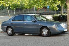 Lancia Thesis (2001-09) #lancia