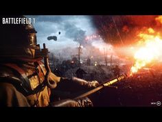 Battlefield 1 is announced by Electronic Arts and DICE. The game is based on World War I and is coming on October 21 for the Xbox One, PC and PlayStation Xbox 360, Playstation, Twilight Princess, Battlefield 1 Xbox One, Battlefield Games, News Games, Video Games, Guerra Total, Games