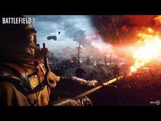 Battlefield 1 Official Reveal Trailer - Best sound on Amazon: http://www.amazon.com/dp/B015MQEF2K -  http://gaming.tronnixx.com/uncategorized/battlefield-1-official-reveal-trailer/