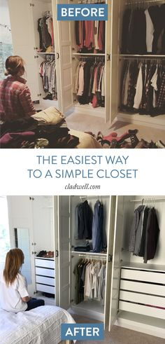 Cladwell is the everyday styling app that guides you to a simple closet and freedom from your closet clutter. We know that feeling. Your closet is out of control. You don't know what to wear, you don't know how to style it, and you have too much stuff that too many brands are telling you to buy too much of. Cladwell gives you outfit recommendations every morning from the clothing you own and the weather in your location. Your clothes, your style, your outfits. Your new routine.