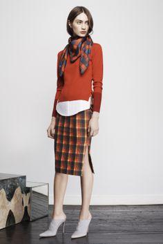 Sfilata Altuzarra New York - Pre-collezioni Autunno-Inverno 2014-15 - Vogue