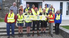 Walk from Allihies to Bonmahon Day 1 August 2014 Www.walkfromatob.wordpress.com
