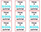 Irresistible image intended for have a kool summer printable