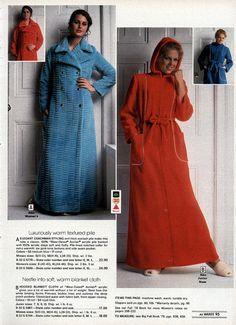 7a6d17ae2f 1978-xx-xx Montgomery Ward Christmas Catalog P095. Cozy Robes ...